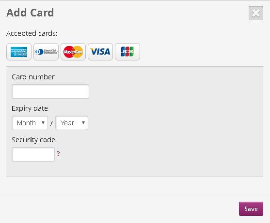 Adicionar e verificar cartão de credito na Skrill 3