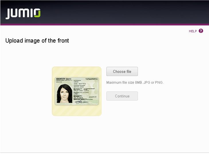 Verificar sua conta na Skrill 5