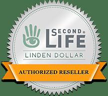 Virwox Authorized Linden Dollar Reseller pela Linden Lab