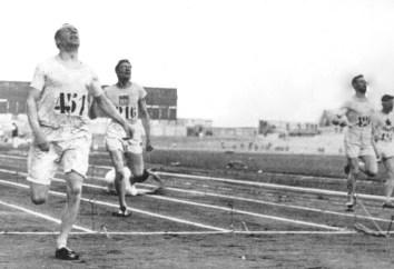 Victoria de Liddell en los 400 metros de Paris 1924