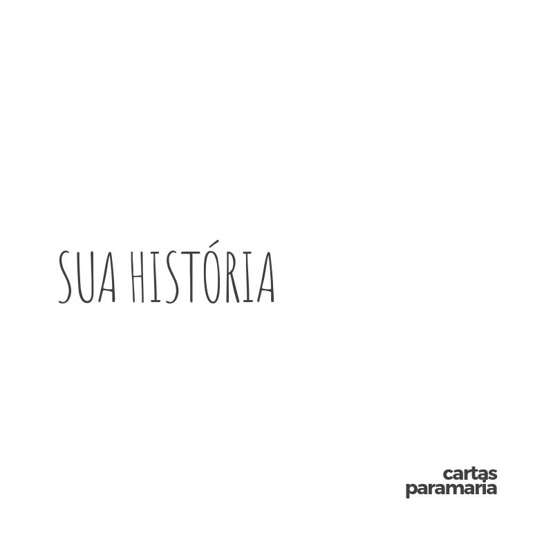 sua história | Allan Dias Castro
