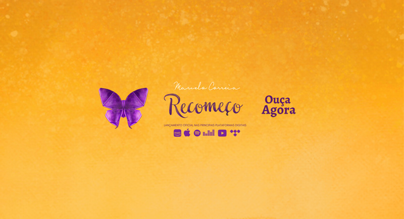 Recomeço | Marcelo Correia