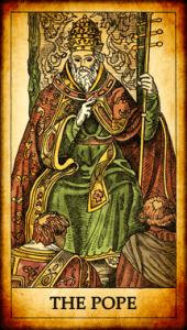 El Papa Tarot
