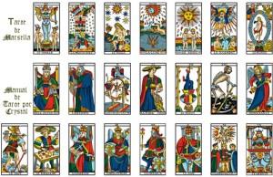 Tarot de Marsella - Arcanos mayores