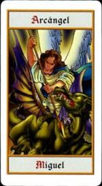 Arcangel Miguel y el tarot