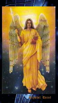 guía del arcángel Jofiel