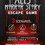 ESCAPE GAME ALES HORROR STORY+ALES