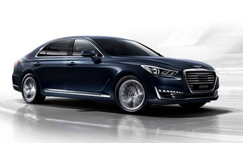 Hyundai To Launch New Genesis Luxury Cars In India In 2020