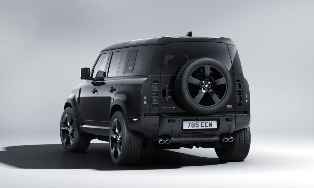 V8 Bond Edition