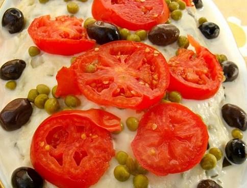 Salata ruseasca Olivier