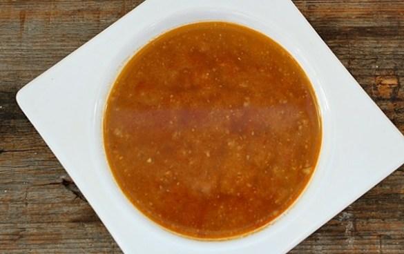 Supa ungureasca de peste