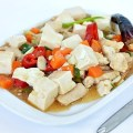 Tofu in stil coreean Mapa Tofu