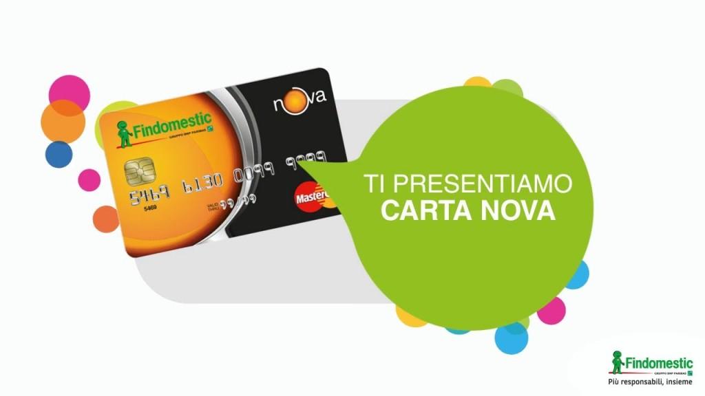 Carta Nova La Carta Di Credito Nova Di Findomestic