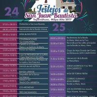 24 y 25 de junio de 2017: FESTEJOS DE SAN JUAN BAUTISTA #Tepenáhuac #MilpaAltay