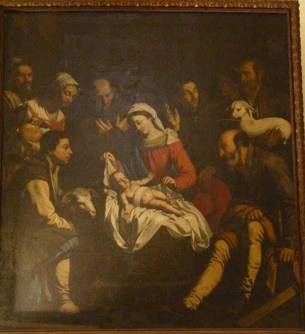 collection de tableaux du 17e siecle