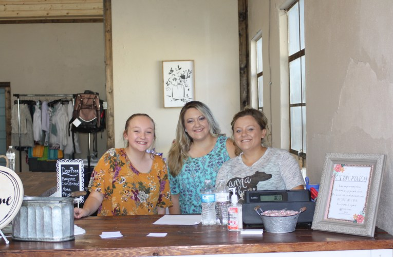 Christian Couture: Trinity Sisters' Design brings faith based creations to Olive Hill
