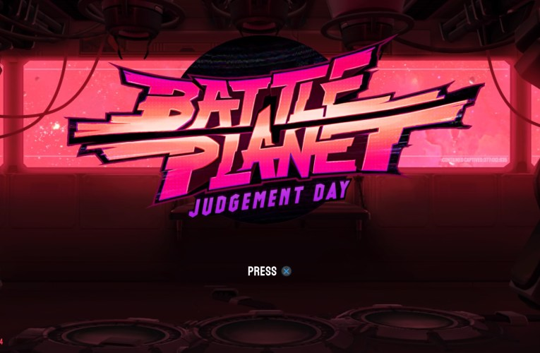 Shooterific fun:  Battle Planet – Judgement Day a fun challenging rogue-lite shooter