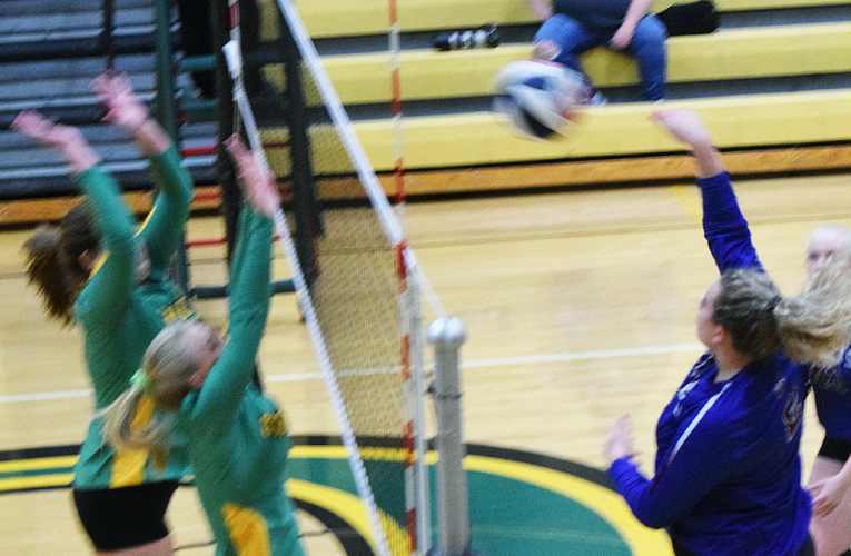 West snaps back for win over Greenup: Wins 3-2 after losing in first two sets