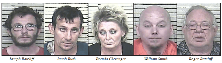 Five indicted for capital offenses: Commonwealth issues indictments in Waggoner murder
