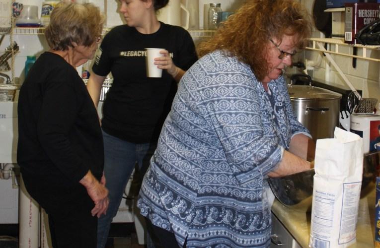 Neighbors helping neighbors: Willard community feeds families during storm