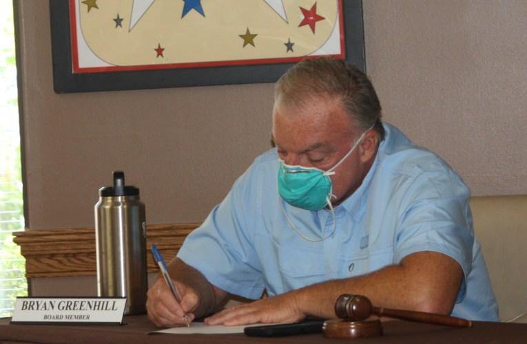 Greenhill resigns: Veteran school board member steps down