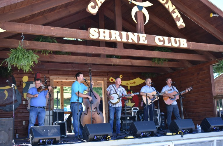 Pickin' for a cause: Shriner's Bluegrass show returns after a year off