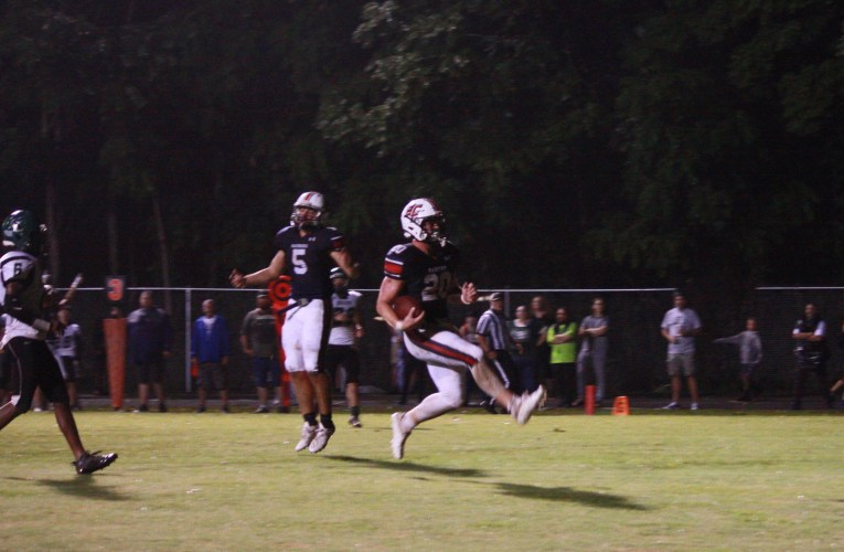 East Carter wins second of season: West Carter bounces back for first win