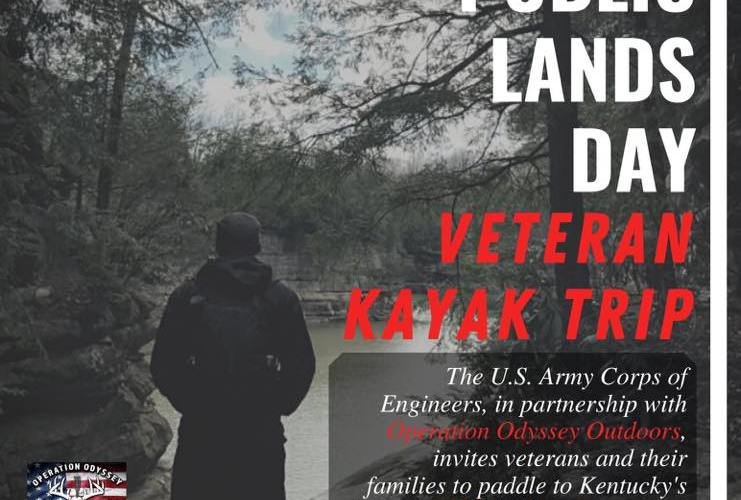 "Veterans invited for ""Hidden Cove"" paddle"