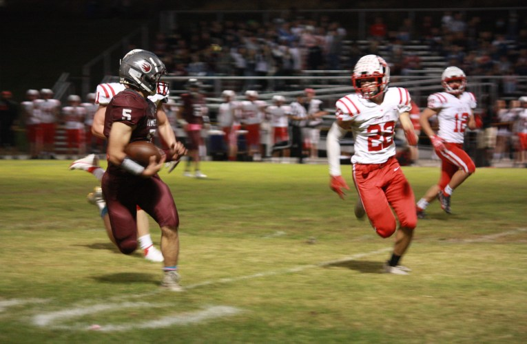Comets win over Bath County:Raiders win against Engineers