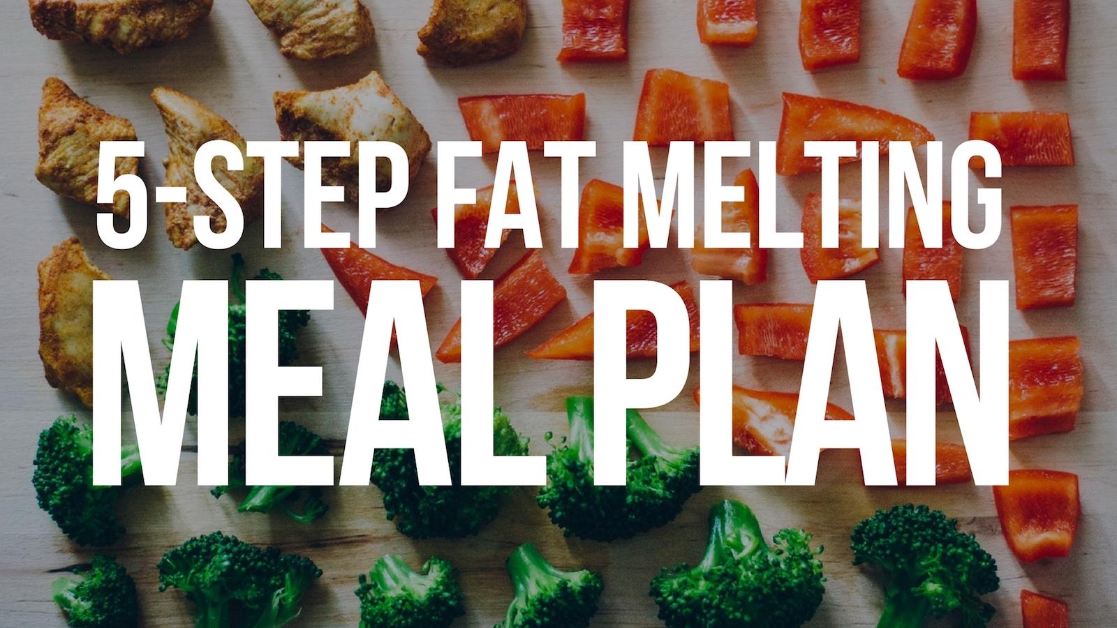 5-Step Fat-Melting