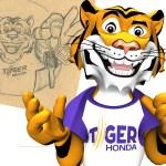 Tiger Honda