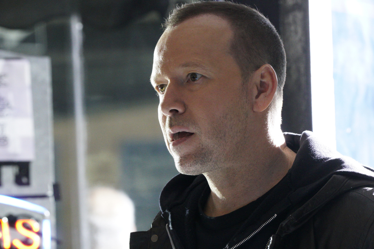 Donnie Wahlberg's Danny