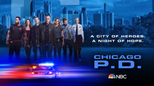 On set with Chicago PD season 7: Crossover, Jay Halstead discussion!