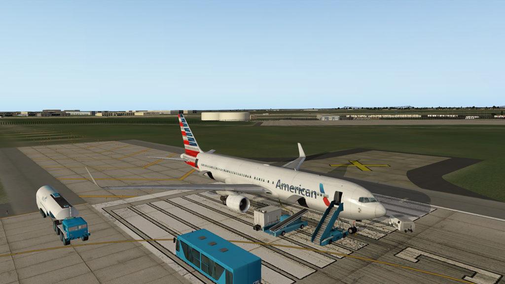 Ixeg 737 Cabin