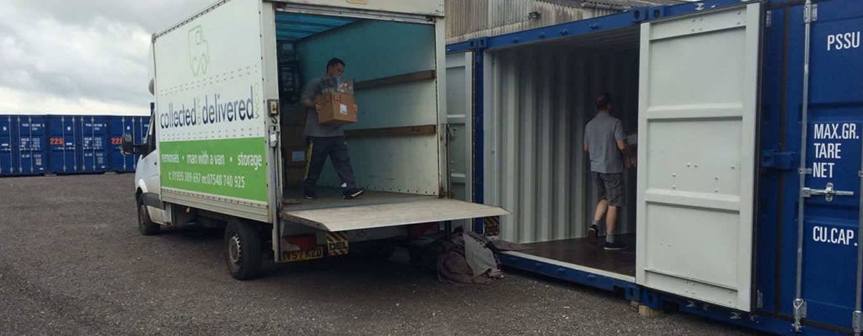 Carter Removals Storage