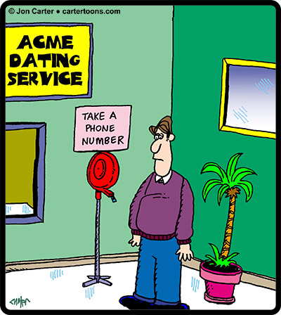 acme dating company phone number