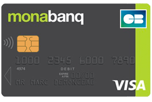 carte visa monabanq classic et premier sans condition de revenus