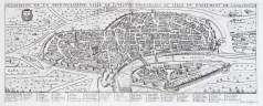 Description de la Métropolitaine ville de Toulouse université du Parlement de Languedoc