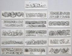 Ornements - Stefano Della Bella - 1610-1664