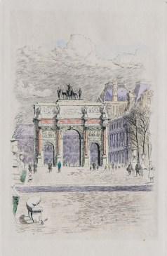 Le Louvre - Le Carrousel