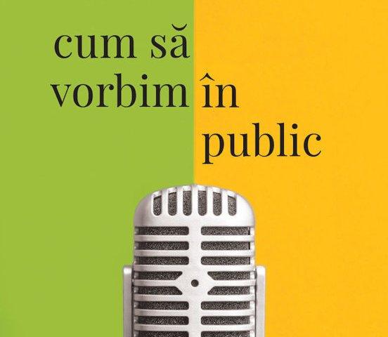 Cum sa vorbim in public de Dale Carnegie
