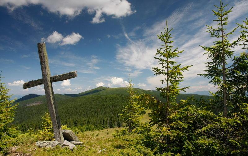 12 Apostoli in zare, Muntii Calimani