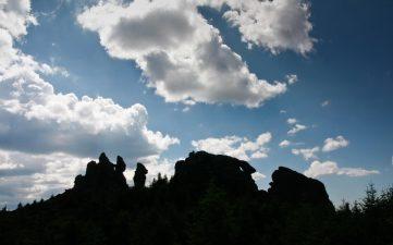 Rezervatia 12 Apostoli, Muntii Calimani