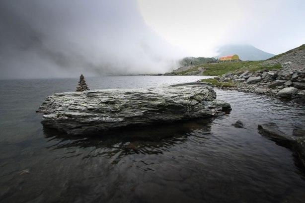 lacul Caltun, Muntii Fagaras