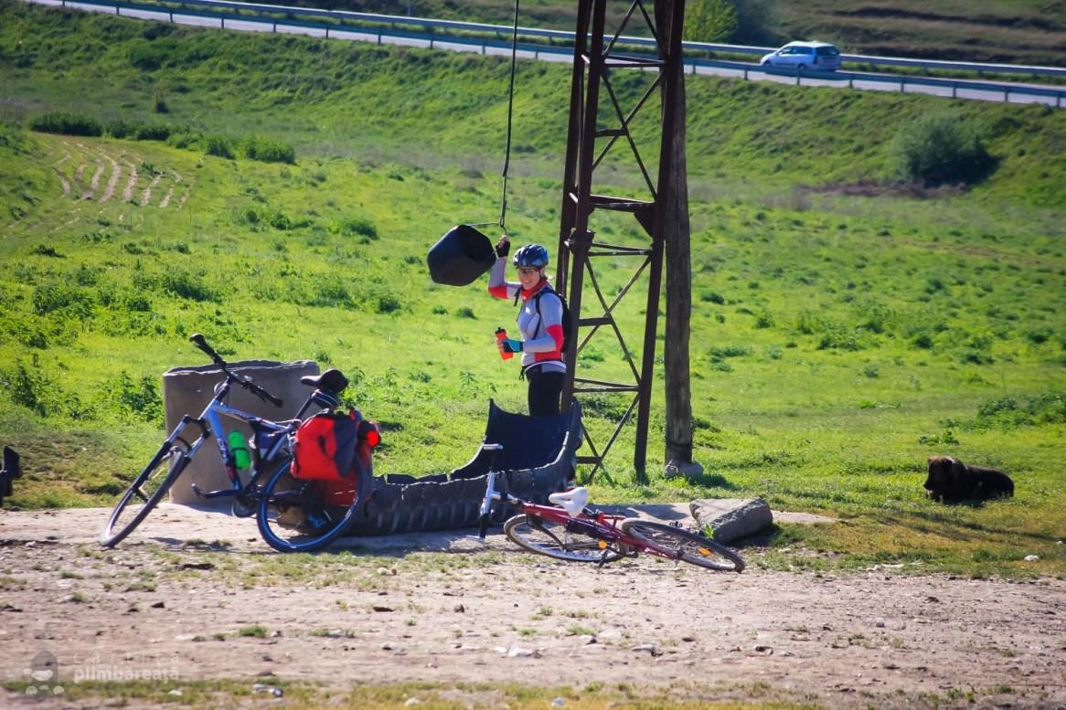 Cu bicicleta in Dobrogea - Ostrov - Dervent - Schitul Sf Gherman_32