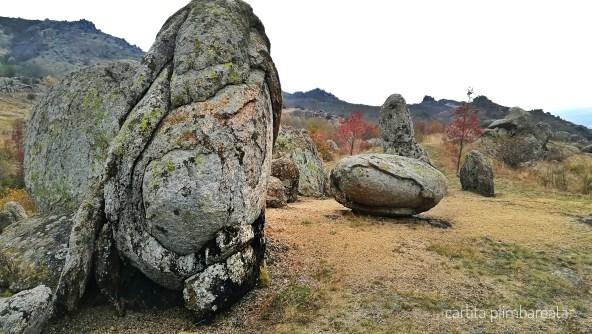 Toaman pe Culmea Pricopanului - Muntii Macin