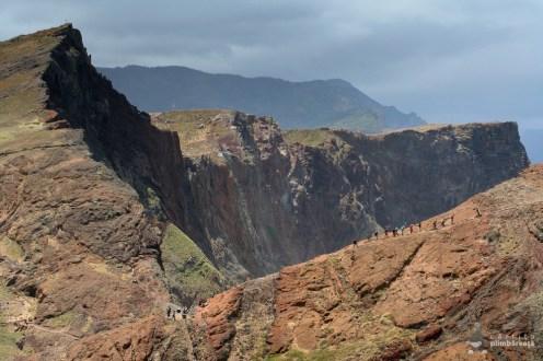 Pe marginea golfului - Madeira - Peninsula Sao Laurenco