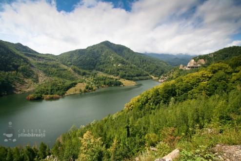 Lacul Siriu, Valea Buzaului