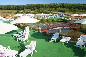 Parcul balnear Baile Figa - Beclean 111
