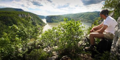Pe Ciucarul Mic - Cazanele Dunarii